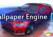 自定义自己的桌面!动态3D特效软件工具《Wallpaper Engine》分享!解压立即使用!